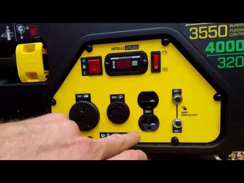 Champion 3550 Watt Dual Fuel Generator Review
