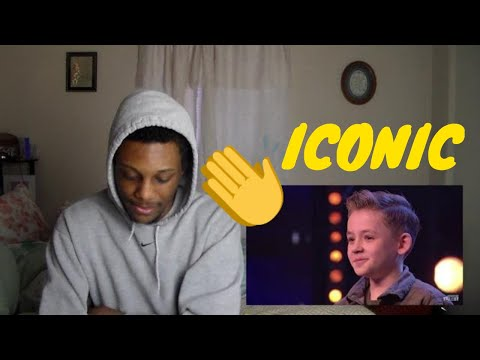 Calum Courtney takes on ICONIC Michael Jackson song | Britain's Got Talent 2018 REACTION