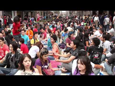 Experimento MP3 México 2011 (Video Oficial)
