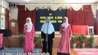 [ Ahyana Solehah ] Majlis Khatam Quran SK Kubang Kerian 2