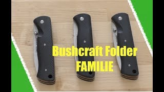 NEUE Bushcraft Folder Version