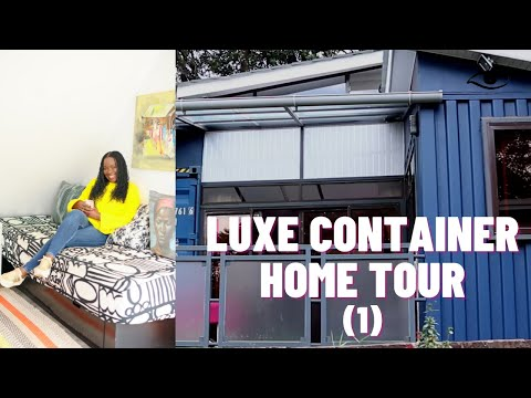 Seson 2, Episode 10: Container Home Tour – Part One