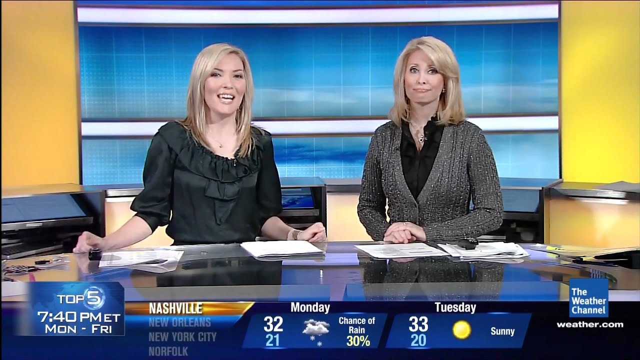 weather channel 12