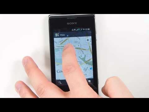 Sony Xperia E dual - internet, GPS - part 3