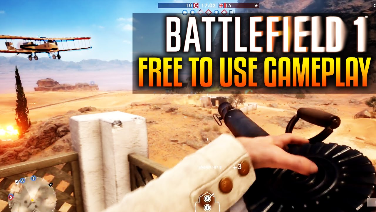 Battlefield  Free To Use Gameplay P Fps Ultra Settings Youtube