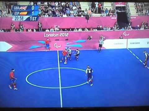blinde fodbold regler