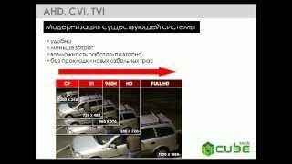 Аналоговое видеонаблюдение: стандарт 960H