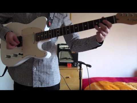 Born Ruffians - Hummingbird | Guitar Cover