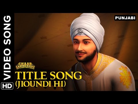 Jioundi Hi Video Song | Chaar Sahibzaade: Rise Of Banda Singh Bahadur