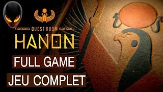 QUEST ROOM: HANON | Full Game / Jeu Complet [FR] (Golden Coins Puzzle Bug)