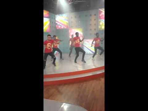 DANCEHALL-C3 EN TU MAÑANA  (coreografia)