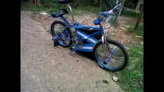 Bicicletas modificadas en panama