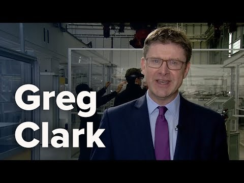 Greg Clark, Secretary of State for Business, Enterprise and Industrial Strategy