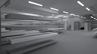 видео проект магазина