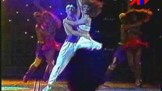 XXXI FESTIVAL INT. DE LA CANCION DE VIÑA DEL MAR, KAOMA - LAMBADA 6 FEB 1990