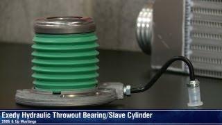 CONCENTRIC CLUTCH SLAVE CYLINDER FOR 2005-2010 FORD MUSTANG 4.0L V6