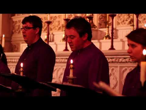 Christ Church Schola Cantorum, Stephen Kennedy director.  Scott Perkins setting of the