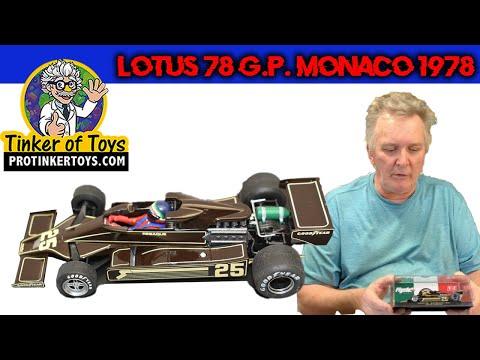 Lotus 78 G.P. Monaco 1978 | 058301 | FlySlot