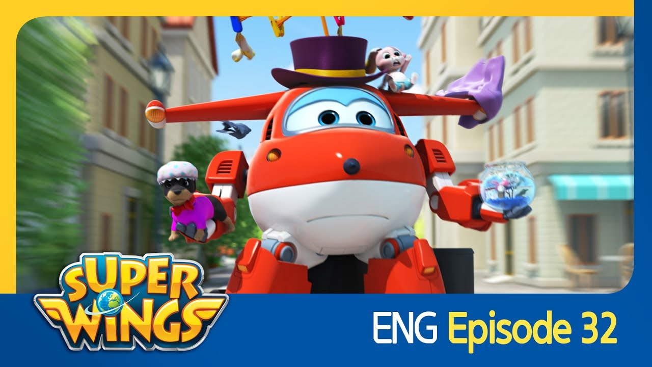 super wings ep 32 the amazing moritz eng youtube. Black Bedroom Furniture Sets. Home Design Ideas