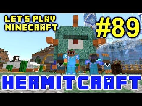 Minecraft Hermitcraft Ep. 89 - Dmac & Xisuma's Prismarine Shop !!!