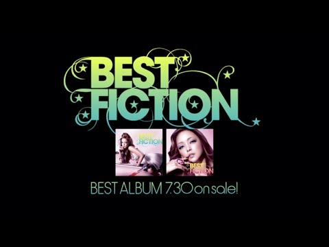 安室奈美恵 / Best Album「BEST FICTION」15sec TV-SPOT①