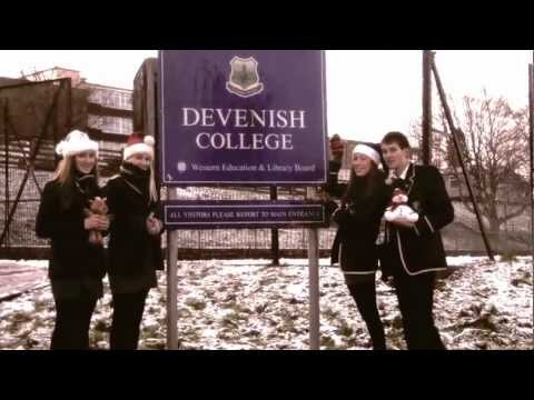 Devenish College sings 12 Days of Christmas (Relient K version)