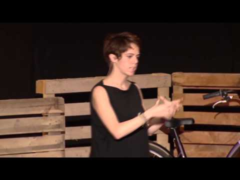 Free Education Is In Fashion | Sarah Hermez | TEDxBeirut