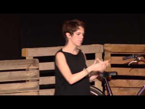 Free Education Is In Fashion | Sarah Hermez | TEDxBeirut