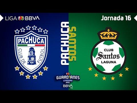 Pachuca Santos Laguna Goals And Highlights