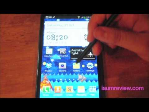 [HD] รีวิว Samsung Galaxy Note 2 : 9 สิ่งที่อยากบอกต่อ :