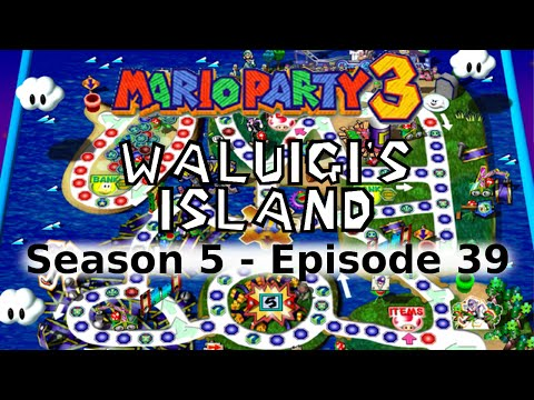 LP Every Mario Party ~ Waluigi's Island (Mario Party 3)