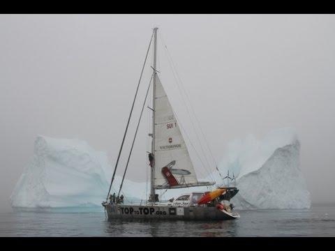 TOPtoTOP: 1st Northwest Passage through Fury & Hecla Strait