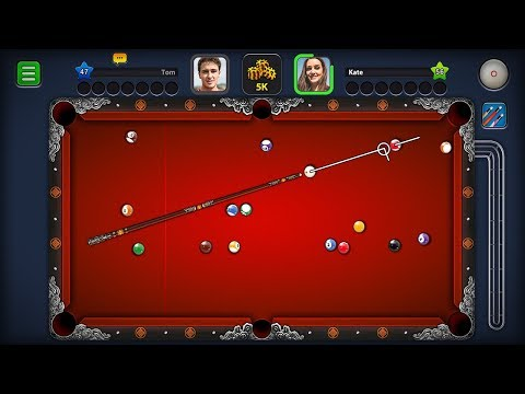 Mobile Game 8 Ball Pool