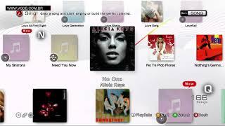 Lips - Latin Version (playlist / song list) - Microsoft Xbox 360 - VGDB