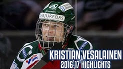 Kristian Vesalainen | 2016-17 Highlights