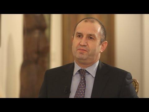 Bulgarian president-elect hopes