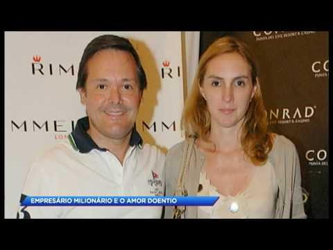 Empresário milionário é condenado à prisão perpétua após matar a esposa