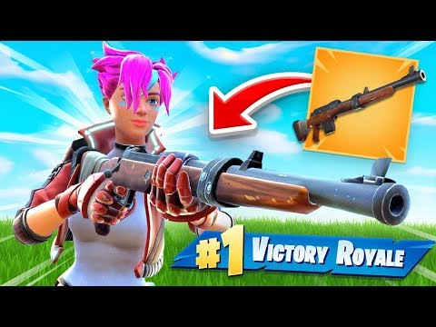 The *EPIC* HUNTING RIFLE IS BACK! (Wild West)