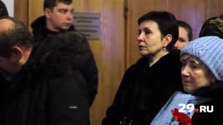 Прощание с Димой Рунковым