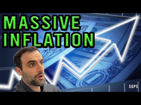 Janet Yellen Warns MUCH MORE INFLATION Coming!