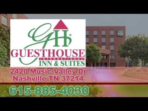 Guesthouse Inn Music Valley - Nashville, TN