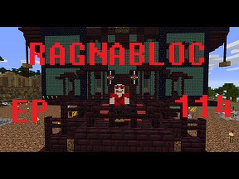 Ragnabloc ep 114 La salle sous marine d'Ombriste