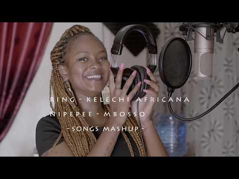 Kelechi Africana - Ring/Mbosso  - Nipepee (Mashup by Joan Nyiha)