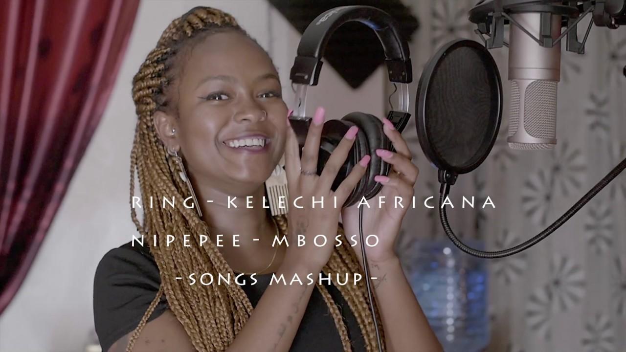 Download Kelechi Africana - Ring/Mbosso  - Nipepee (Mashup by Joan Nyiha)