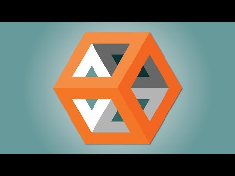 Best logo design | 3D logo design | Adobe illustrator tutorials | 014 thumbnail