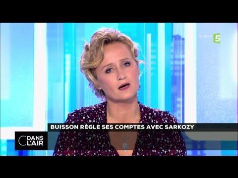 Buisson règle ses comptes avec Sarkozy #cdanslair 28-09-2016