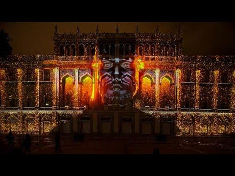 مهرجان الأضواء في باكو: عرض مذهل ثلاثي الأبعاد  - نشر قبل 1 ساعة