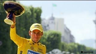 Lance Armstrong pierde sus 7 Tours de Francia(http://fr.euronews.com/ Lance Armstrong ya no es la leyenda del ciclismo que dominó durante siete años la prueba reina de uno de los deportes más duros., 2012-10-22T13:12:02.000Z)
