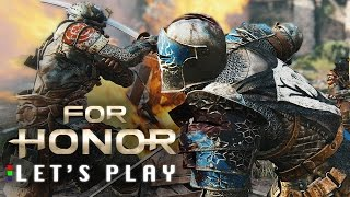 SLAMMED BY SAMURAI - For Honor (Closed Beta) Let's Play