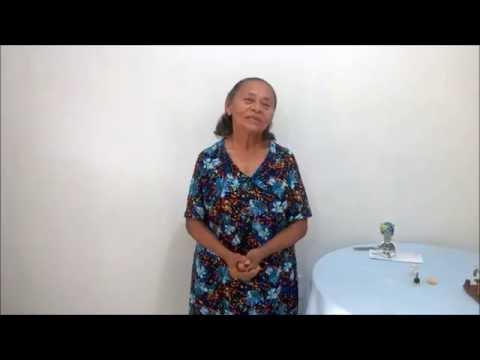 Testemunho Dona Elsa - Núcleo Rio Grande do Norte